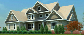 Warner custom homes custom homes in fredericksburg va for Fairview custom homes